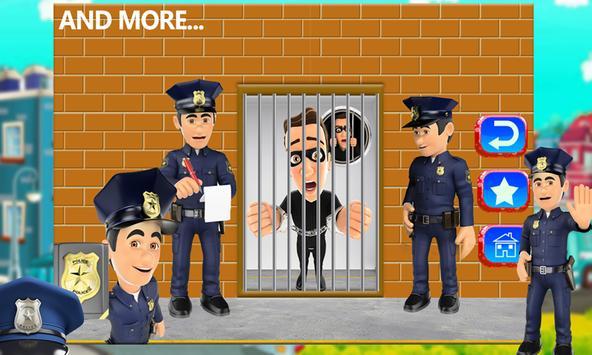 City Police Station Little Officer screenshot 2