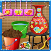 Create the Pottery & Maker icon