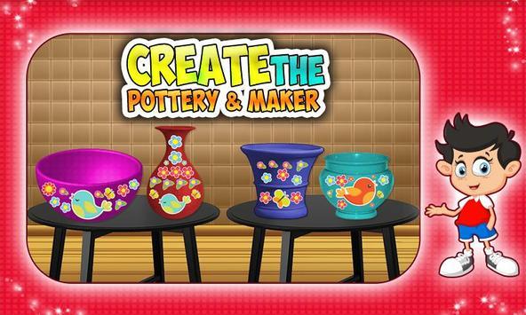 Create the Pottery & Maker screenshot 2