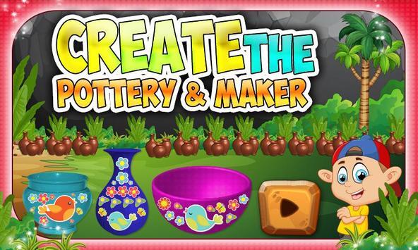 Create the Pottery & Maker screenshot 3