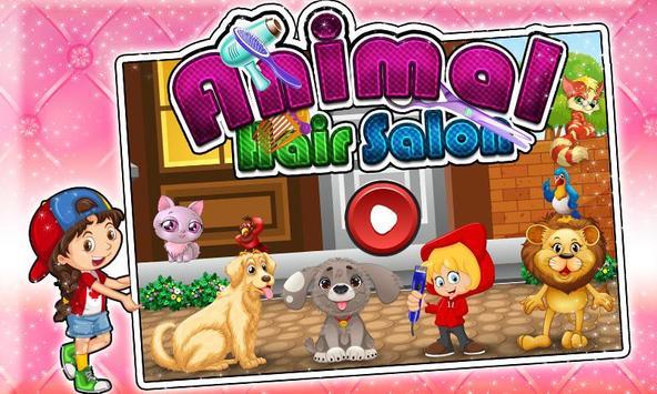 Crazy Animal Hair Salon screenshot 3