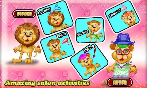 Crazy Animal Hair Salon screenshot 1