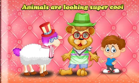 Crazy Animal Hair Salon screenshot 2