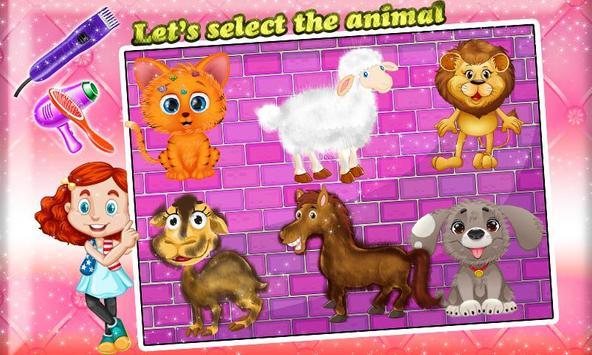 Crazy Animal Hair Salon screenshot 4