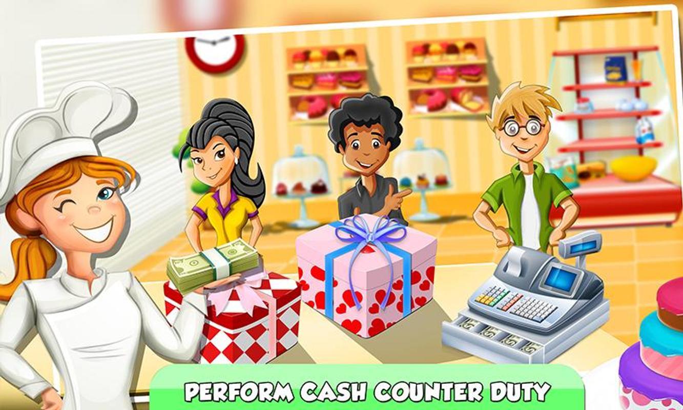 Cake Baker Game Free Download
