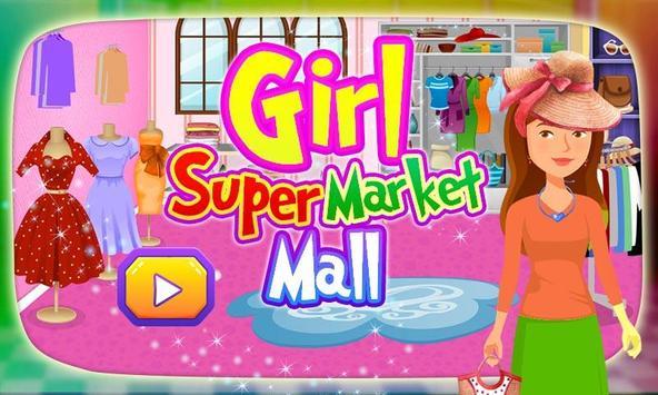 Girls Supermarket Mall screenshot 3