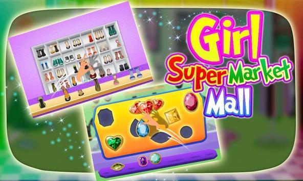 Girls Supermarket Mall screenshot 4