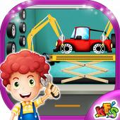 Auto Car Mechanic Garage icon