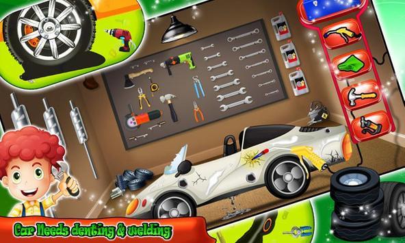 Auto Car Mechanic Garage screenshot 1