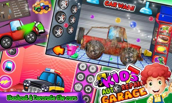 Auto Car Mechanic Garage screenshot 2