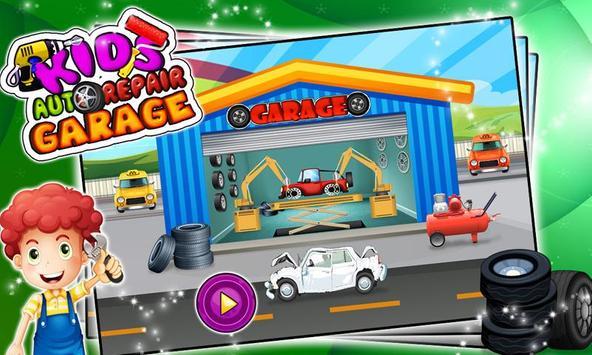 Auto Car Mechanic Garage screenshot 4