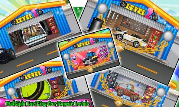 Auto Car Mechanic Garage screenshot 5