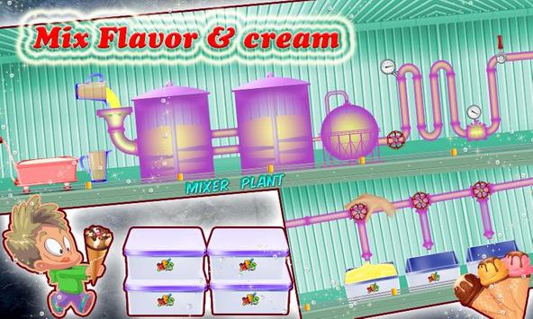Ice cream factory 2 apk screenshot