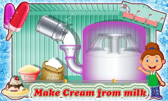 Ice cream factory 2 poster