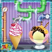 Ice Cream Factory icon