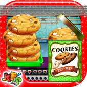 Peanut Butter Cookies Factory icon
