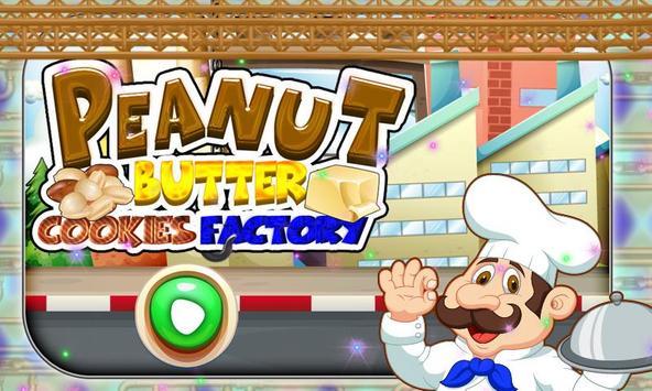 Peanut Butter Cookies Factory screenshot 3