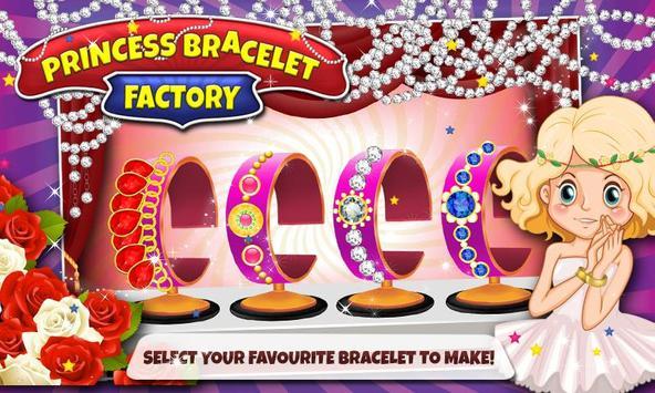 Princess Bracelet Factory screenshot 4