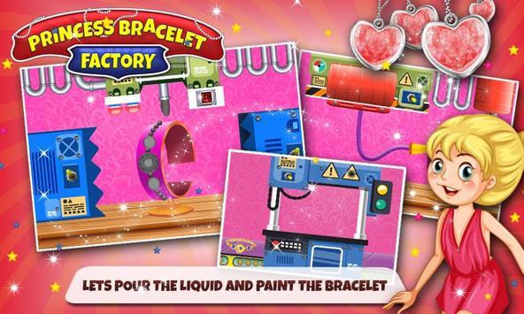 Princess Bracelet Factory poster