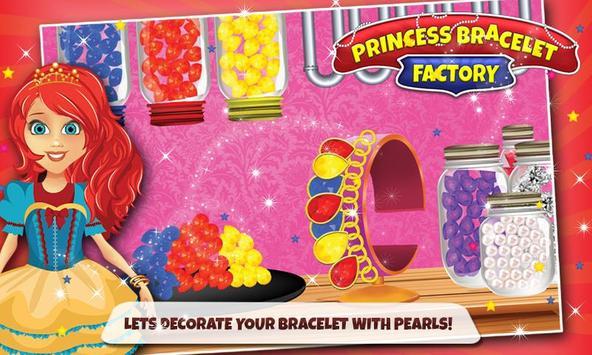 Princess Bracelet Factory screenshot 1