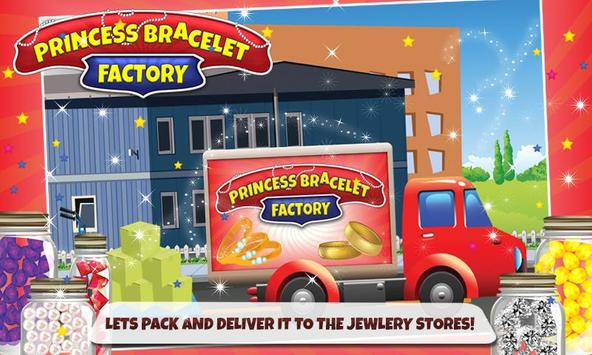 Princess Bracelet Factory screenshot 2