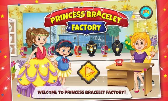 Princess Bracelet Factory screenshot 3