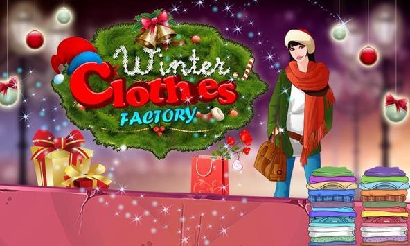 Winter Cloth Factory apk screenshot