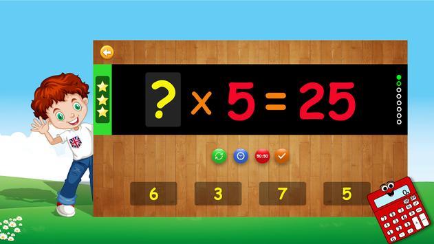 Brain Training - Math Workout apk screenshot