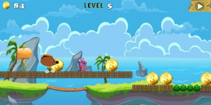 Mook Cycle Adventure screenshot 1