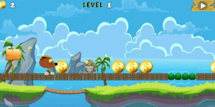 Mook Cycle Adventure screenshot 2