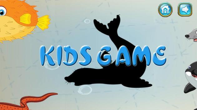 Kids game poster