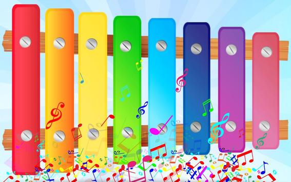 Xylophone for Kids & Babies poster