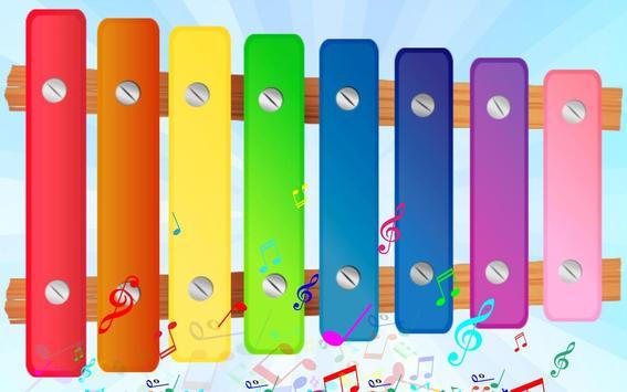 Xylophone for Kids & Babies screenshot 1