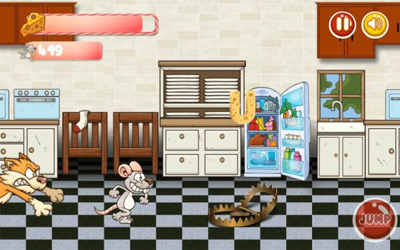 Tom Chasing Jerry apk screenshot