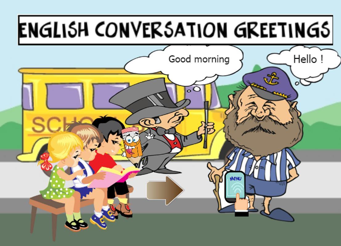 Spoken english greeting apk download free education app for spoken english greeting apk screenshot m4hsunfo
