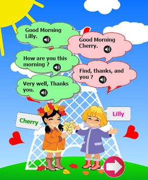 English conversation greeting apk download free education app for english conversation greeting poster m4hsunfo