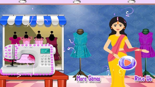 High School Doll Tailor Shop screenshot 2