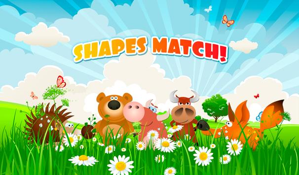 KIDS SHAPES MATCH for Toddlers apk screenshot