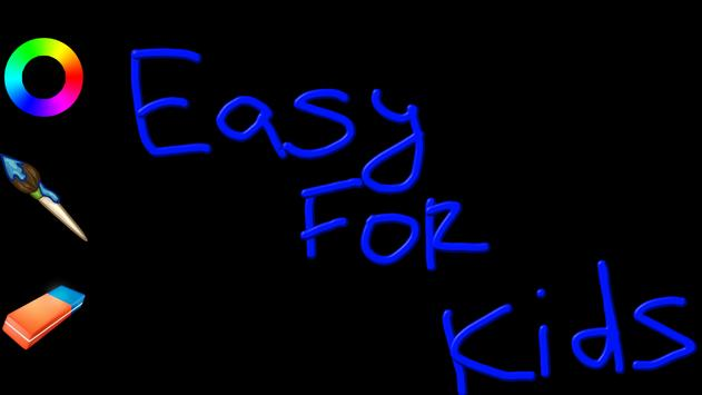 Easy Paint for Kids apk screenshot