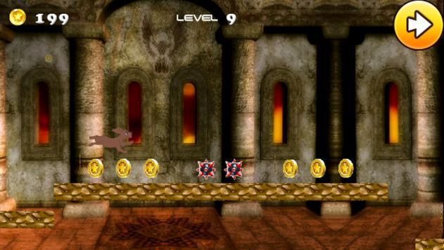Temple Jump Scooby Dog apk screenshot