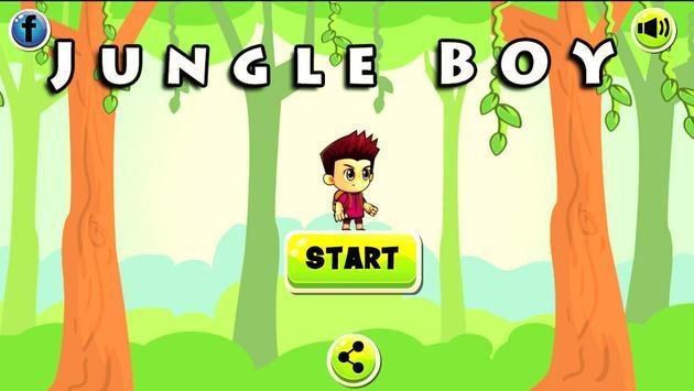 Jungle Boy Adventures poster