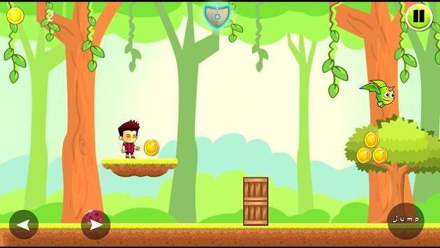 Jungle Boy Adventures screenshot 1