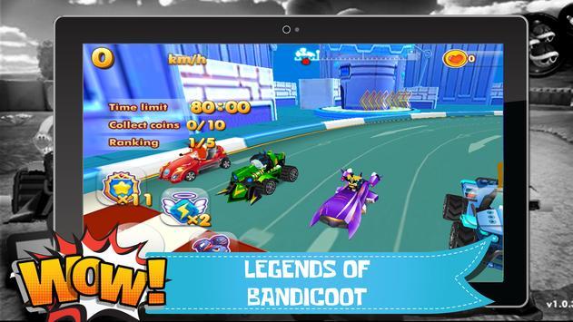 Bandicoot Kart Racing 2 screenshot 1