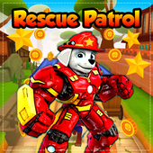 Paw Puppy Subway Rescue Patrol icon