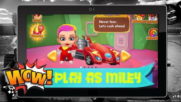 Hollywood Star kart Racing apk screenshot
