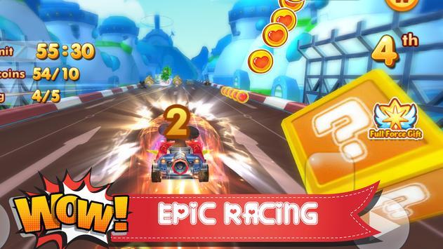 Mickey Kart Racing screenshot 2