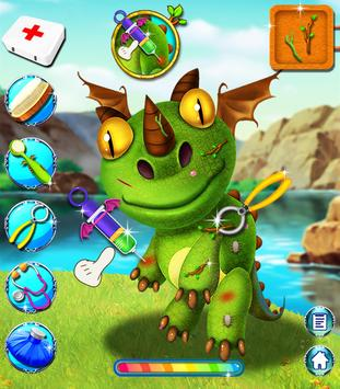My Pet Dragon - Animal Doctor poster