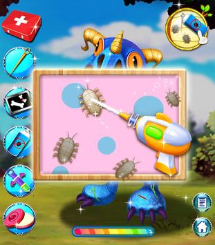 My Pet Dragon - Animal Doctor apk screenshot