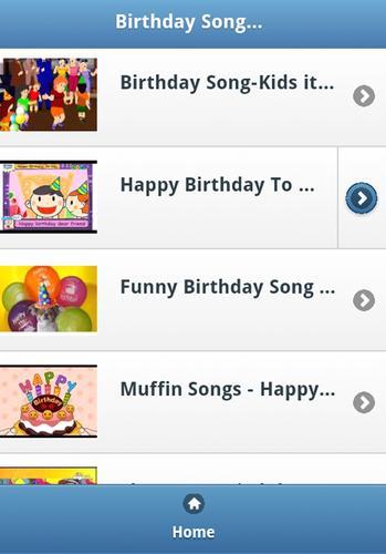 Birthday Kids Songs安卓下载,安卓版APK