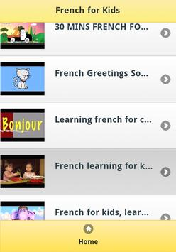 French for kids apk download free education app for android french for kids apk screenshot m4hsunfo
